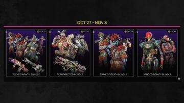 Apex Legends Halloween Store Week Two