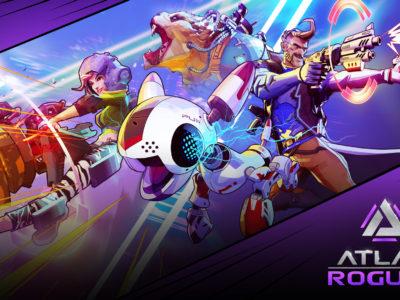 Atlas Rogues Characters