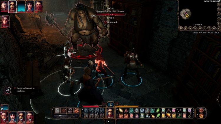 Baldur's Gate 3 impressions 1