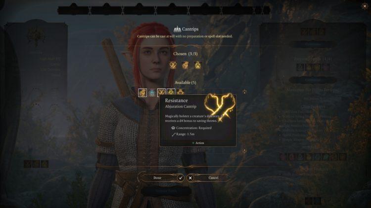 Baldur's Gate 3 Cleric Class Skills Guide 2