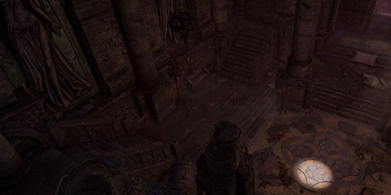 Baldur's Gate 3 Defiled Temple Moon Puzzle Guide