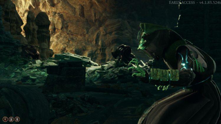 Baldur's Gate 3 Hooded Skeleton 1