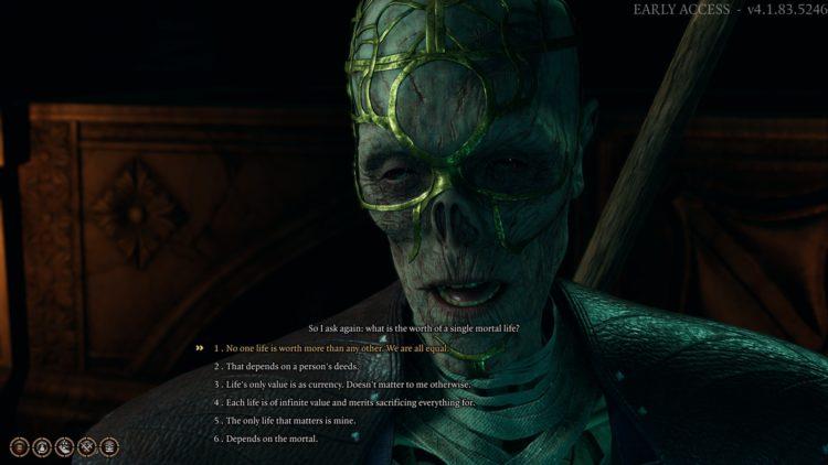 Baldur's Gate 3 Hooded Skeleton 2
