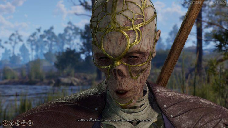 Baldur's Gate 3 Hooded Skeleton 3