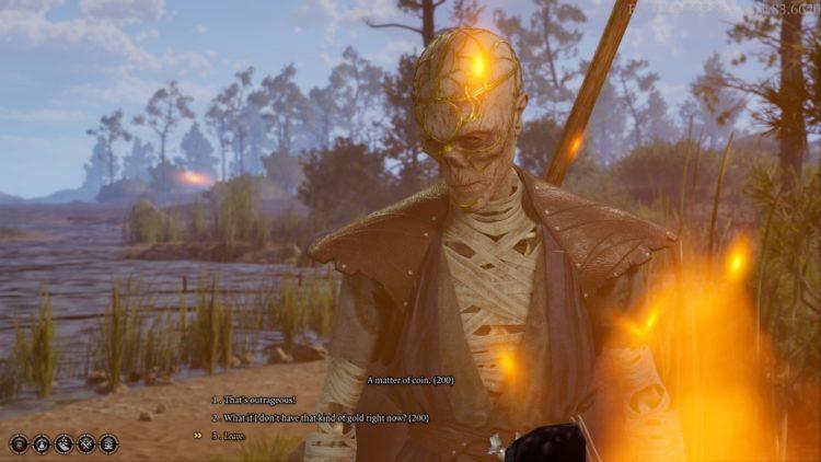 Baldur's Gate 3 Hooded Skeleton 4