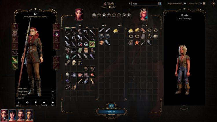 Baldur's Gate 3 impressions 4