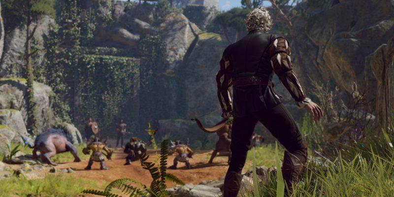 Baldur's Gate 3 saved games