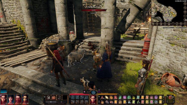 Baldur's Gate 3 patch 3