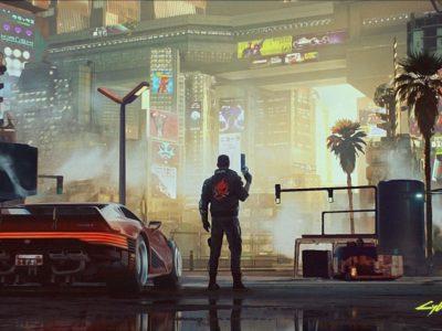 Cd Projekt Red cyberpunk review progress
