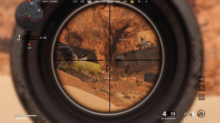 Call Of Duty Black Ops Cold War Beta Pellington Sniper