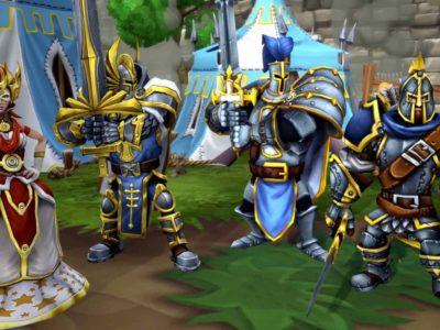 Castlestorm 2 Kingdom Characters