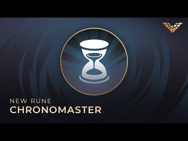 Chronomaster Rune