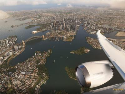 Cityscape Sydney Orbx Microsoft Simulator