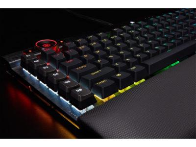 Corsair K100 keyboard
