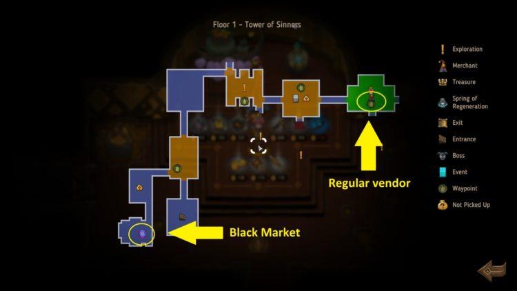 Crown Trick Black Market Npc Items 1c
