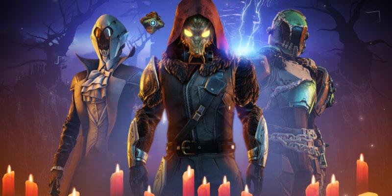 Destiny 2 Festival Of The Lost Guide