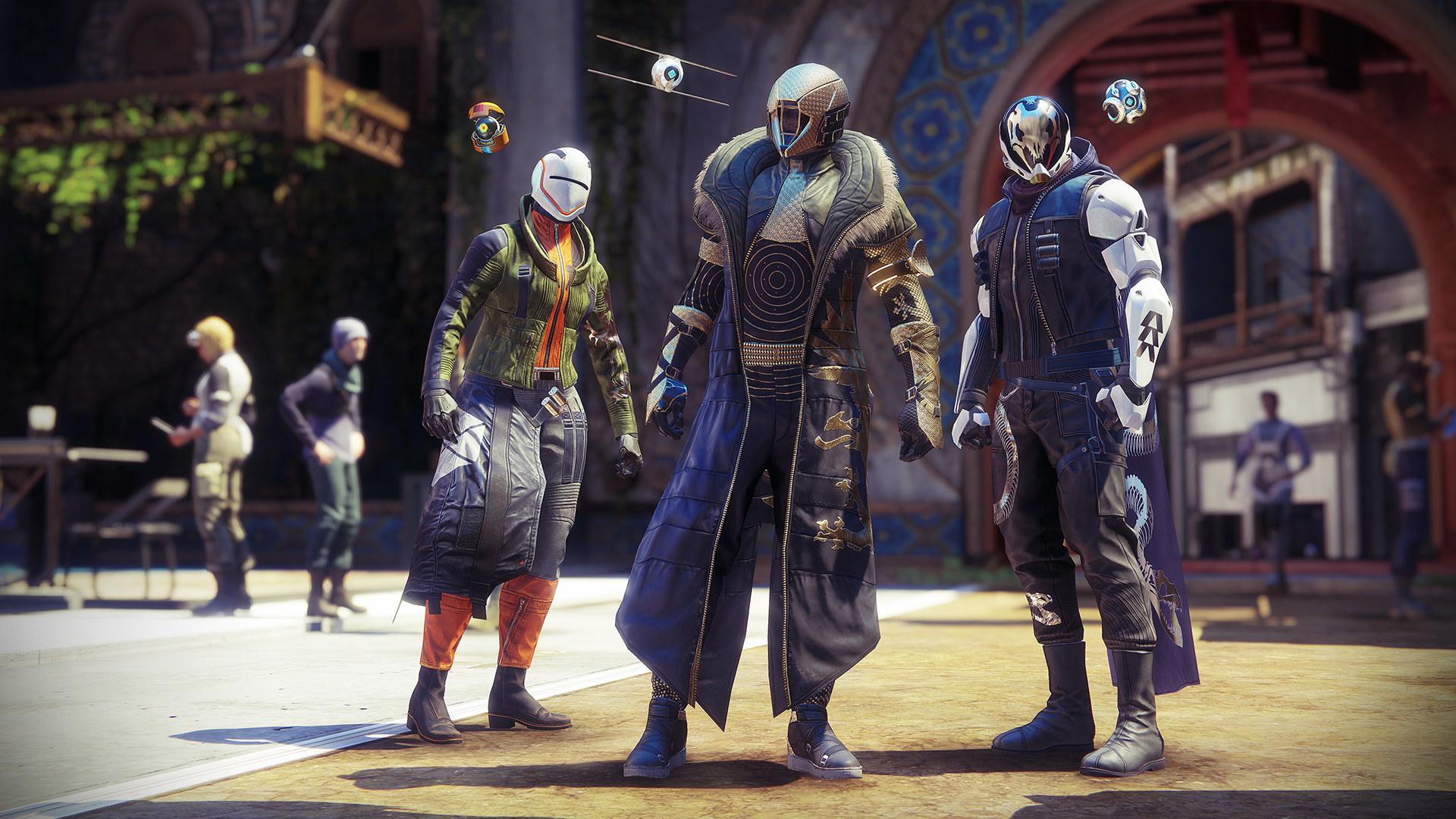 Director details upcoming Destiny 2 transmog system to fans' relief