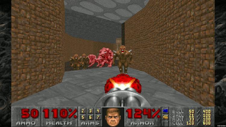 Doom Guy Is The Canon Name Of Our Hero, According To John Romero (2)