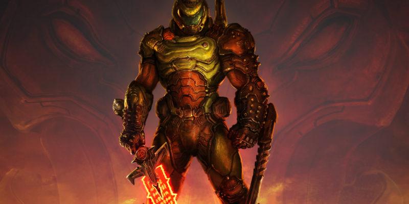 Doom Guy Is The Canon Name Of Our Hero, According To John Romero