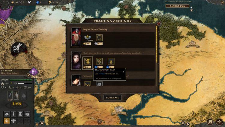 Fantasy General Ii Empire Aflame Fantasy General 2 Empire Aflame Guide Character Skills Units Moira 1c