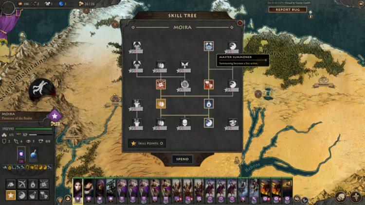 Fantasy General Ii Empire Aflame Fantasy General 2 Empire Aflame Guide Character Skills Units Moira 2