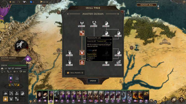 Fantasy General Ii Empire Aflame Fantasy General 2 Empire Aflame Guide Character Skills Units Moira 3