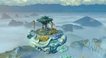 Genshin Impact Qingyun Peak Divine Birds Puzzle