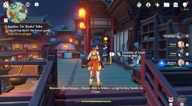 Genshin Impact Rite Of Descension Quest Liyue Harbor 1b