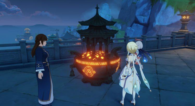Genshin Impact Rite Of Descension Quest Liyue Harbor 2a