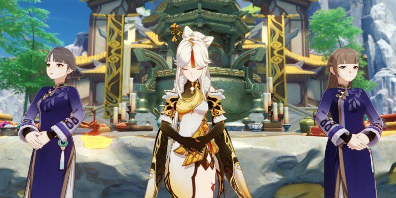 Genshin Impact Rite Of Descension Quest Liyue Harbor 2b