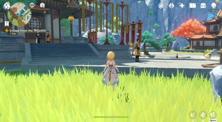 Genshin Impact Rite Of Descension Quest Liyue Harbor 3a