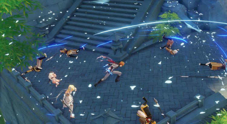 Genshin Impact Rite Of Descension Quest Liyue Harbor 3b