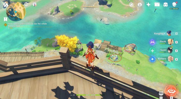 Genshin Impact Rite Of Descension Quest Liyue Harbor 5c