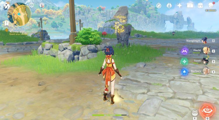 Genshin Impact Rite Of Descension Quest Liyue Harbor 5d