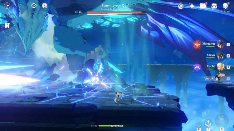 Genshin Impact Stormterror Boss Guide 4