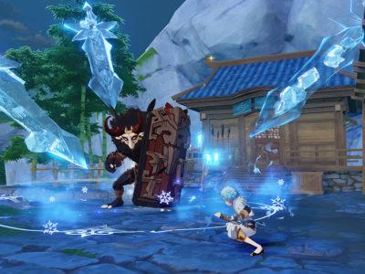 Genshin Impact Combat Guide Elements Combo