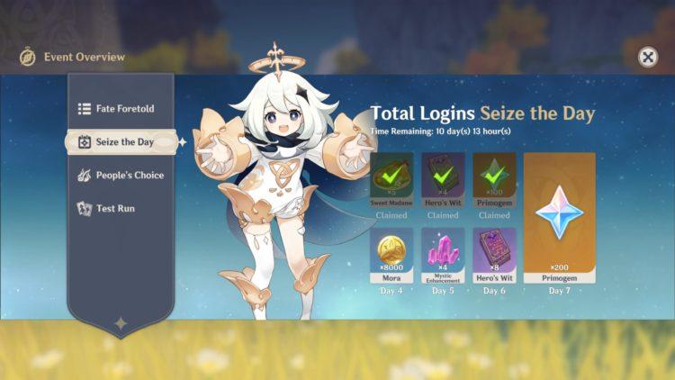 Genshin Impact Rewards And Unlockables Guide 1c
