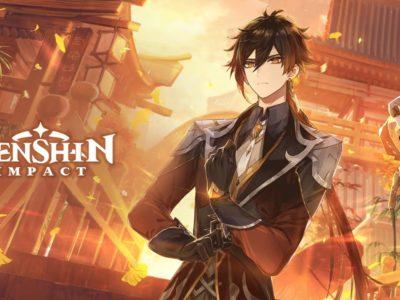 Genshin Impact Version 1.1 Update Reveal Trailer Childe Zhongli Xinyan Diona