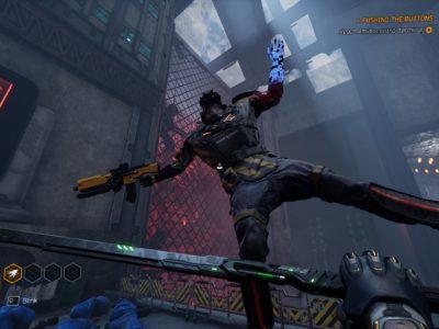 Ghostrunner 505 games ip
