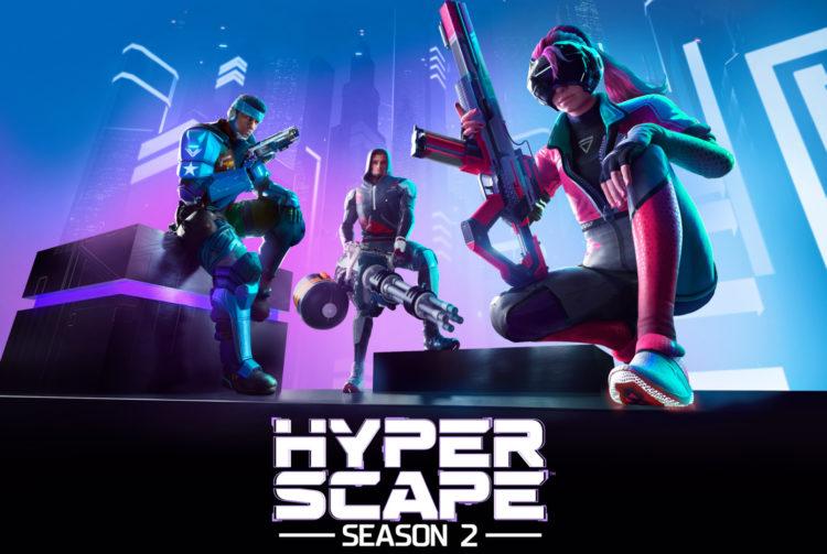 Hyper Scape Season 2