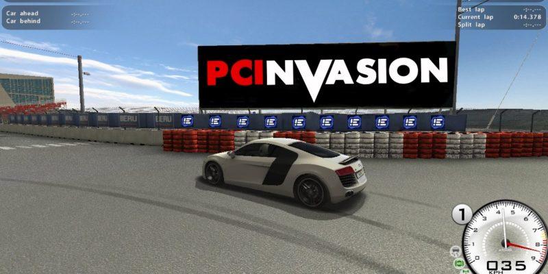 In Game Advertising Image