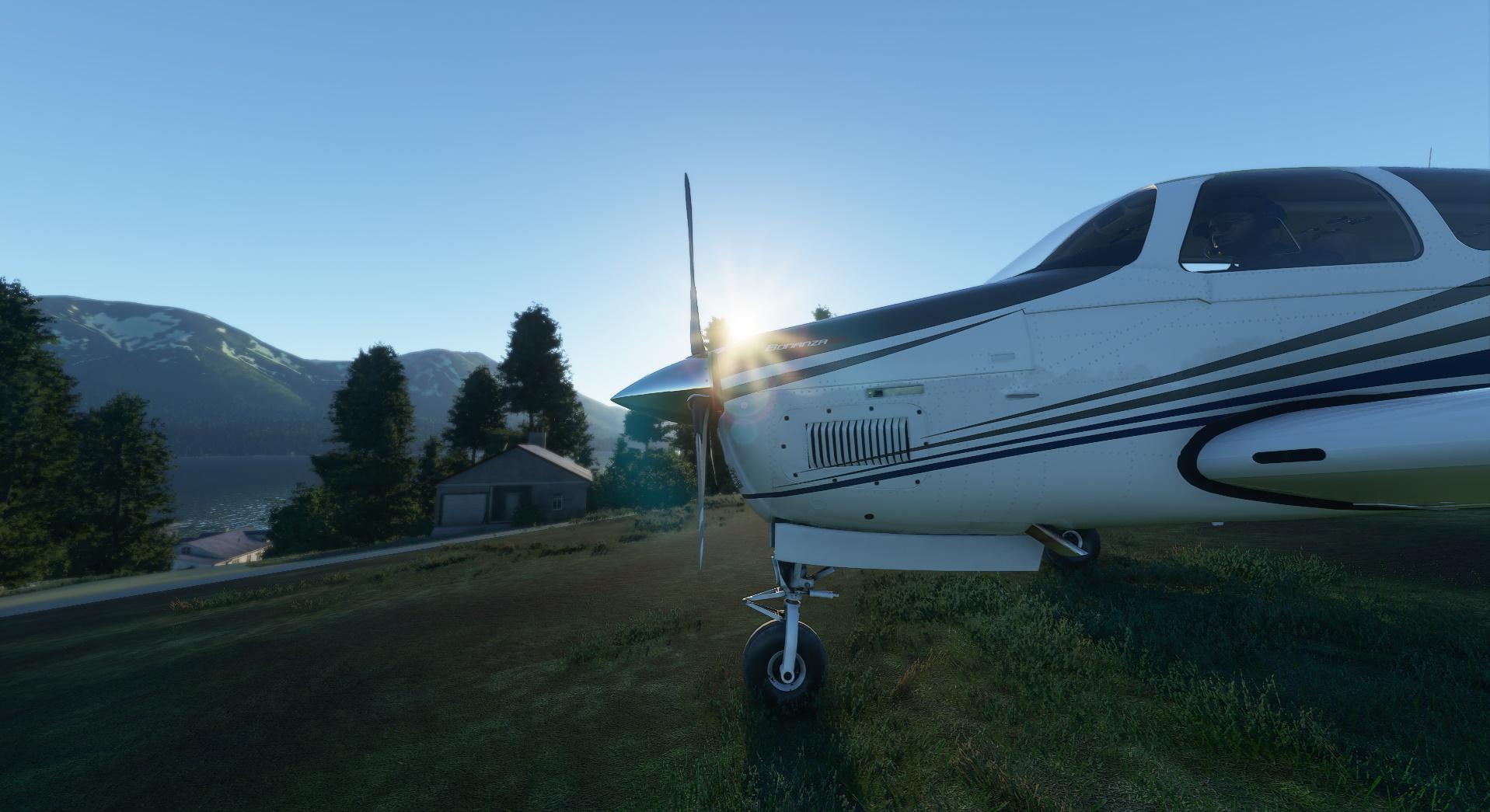 Microsoft Flight Simulator Bonanza By The Bay