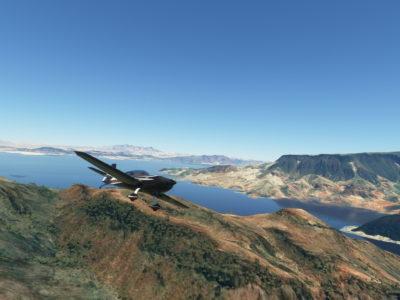 Microsoft Flight Simulator Extra In The Grand Canyon