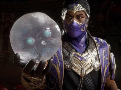 Mortal Kombat 11 Rain Gameplay Trailer Feat