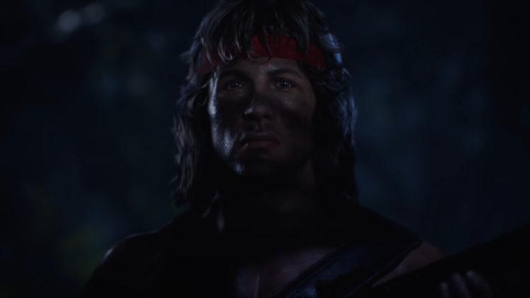 Mortal Kombat 11 Ultimate Kombat Pack 2 Rambo