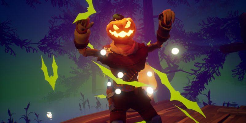 Pumpkin Jack 1