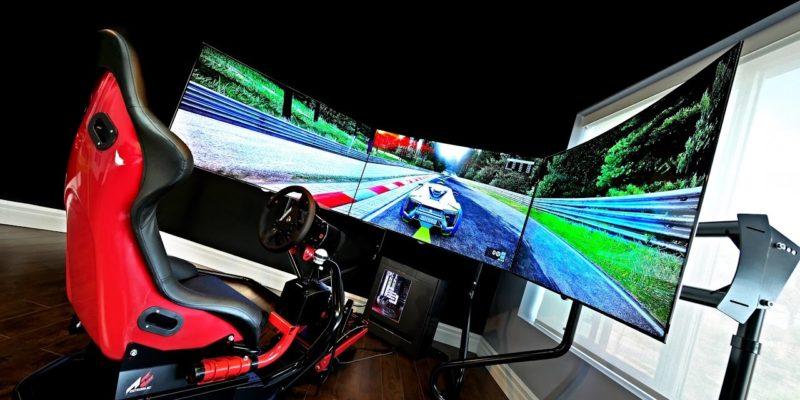 Racing Game Setup