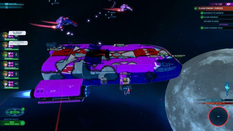 Space Crew 1