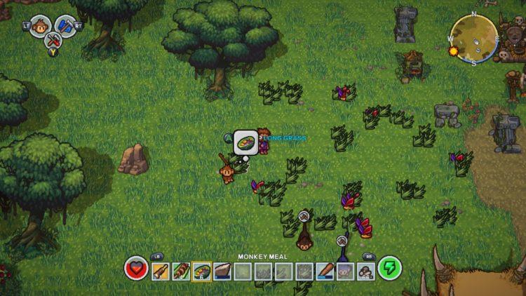The Survivalists Monkey Companions Guide Monkey Mimic Mode 1a