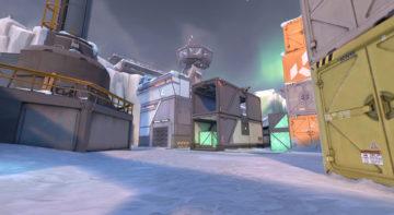 Valorant Icebox Screenshot